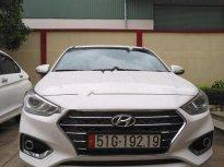 Bán Hyundai Accent đời 2018, màu trắng, giá chỉ 570 triệu giá 570 triệu tại Tp.HCM