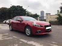 Cần bán Mazda 3 năm sản xuất 2016, màu đỏ như mới, giá chỉ 552 triệu giá 552 triệu tại Tp.HCM