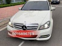 Bán Mercedes C250 sản xuất 2011, màu trắng, nhập khẩu, số tự động  giá 590 triệu tại Hà Nội
