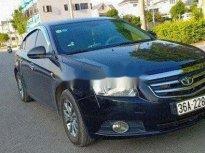 Cần bán xe cũ Daewoo Lacetti 2010, màu đen giá 248 triệu tại Thanh Hóa