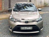 Bán xe Toyota Vios 1.5AT năm sản xuất 2018 số tự động, giá chỉ 480 triệu giá 480 triệu tại Bình Dương