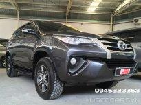 Bán ô tô Toyota Fortuner G sản xuất 2017, màu xám, nhập khẩu nguyên chiếc giá 990 triệu tại Tp.HCM