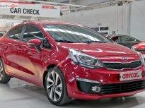 Cần bán Kia Rio 1.4 AT sản xuất 2015, màu đỏ, xe nhập giá 453 triệu tại Hà Nội