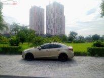 Xe Mazda 3 năm sản xuất 2015, màu vàng giá 540 triệu tại Hà Nội