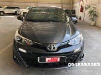 Cần bán gấp Toyota Yaris G 2019, màu xám, nhập khẩu nguyên chiếc giá 690 triệu tại Tp.HCM