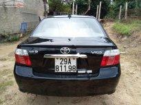 Bán xe cũ Toyota Vios 1.5 MT sản xuất 2007, màu đen, giá 150tr giá 150 triệu tại Phú Thọ
