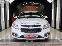 Cần bán lại xe Chevrolet Cruze LT 1.6L 2017, màu trắng, chính chủ giá 393 triệu tại Tp.HCM
