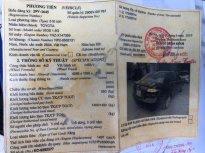 Bán xe Toyota Vios 1.5G đời 2004, màu đen, số sàn giá 180 triệu tại Hà Nội