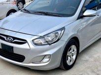 Bán Hyundai Accent 1.4 AT 2011, màu bạc, xe nhập   giá 365 triệu tại Hà Nội