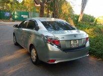 Cần bán xe Toyota Vios đời 2015, màu bạc, giá 420tr giá 420 triệu tại Hà Nội