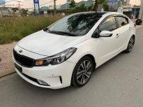 Cần bán xe Kia Cerato 1.6AT sản xuất năm 2018, màu trắng, giá tốt giá 560 triệu tại Bình Dương