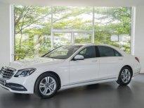 Cần bán Mercedes S450 sản xuất năm 2017, màu trắng, xe mới 99% giá 3 tỷ 849 tr tại Hà Nội
