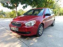 Bán xe Hyundai Verna SLX đời 2008, màu đỏ, nhập khẩu  giá 145 triệu tại Phú Thọ