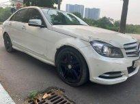Bán Mercedes C350 AMG năm 2008, màu trắng, nhập khẩu   giá 450 triệu tại Hà Nội