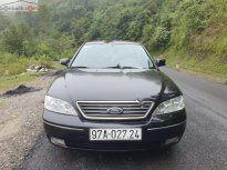 Bán xe cũ Ford Mondeo 2.5 AT sản xuất 2003, màu đen giá 139 triệu tại Hà Nội