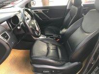Cần bán lại xe Hyundai Elantra 1.8 AT 2013, màu đen, nhập khẩu chính hãng giá 570 triệu tại Hà Nội