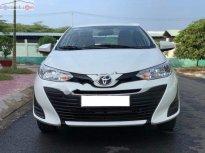 Cần bán Toyota Vios MT sản xuất năm 2019, màu trắng số sàn giá 487 triệu tại Tp.HCM