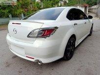 Bán xe Mazda 6 2.0 đời 2011, màu trắng, nhập khẩu Nhật Bản, giá tốt giá 478 triệu tại Thái Nguyên