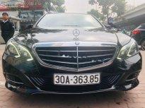 Bán xe Mercedes-Benz E class E200 đời 2014, màu đen giá 1 tỷ 80 tr tại Hà Nội