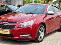 Cần bán Chevrolet Cruze LTZ sản xuất 2011, màu đỏ, giá 370tr giá 370 triệu tại Tp.HCM