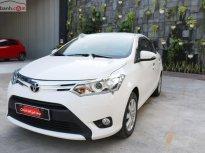 Cần bán xe Toyota Vios G năm 2018, màu trắng số tự động giá 560 triệu tại Tp.HCM