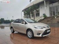 Cần bán gấp Toyota Vios 1.5E sản xuất 2015, màu vàng xe còn mới lắm giá 382 triệu tại Hà Nội
