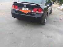 Cần bán lại xe Honda Civic năm sản xuất 2007, màu đen xe còn mới nguyên giá 237 triệu tại Hà Nội