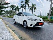 Cần bán Toyota Vios G năm sản xuất 2017, màu trắng ít sử dụng giá 505 triệu tại Đà Nẵng