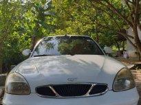 Bán Daewoo Nubira năm sản xuất 2001, màu trắng giá cạnh tranh giá 84 triệu tại Gia Lai