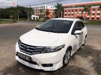 Bán xe Honda City năm 2013, màu trắng, xe còn mới lắm giá 370 triệu tại Tiền Giang