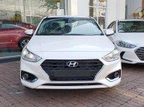 Cần bán nhanh chiếc xe  Hyundai Accent 1.4 MT số sàn, năm 2019, màu trắng, giá cạnh tranh giá 475 triệu tại Tp.HCM