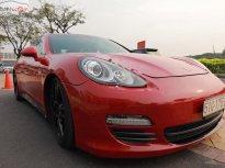Bán Porsche Panamera 2010, màu đỏ, nhập khẩu, xe ít sử dụng giá 1 tỷ 350 tr tại Tp.HCM
