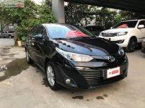 Cần bán gấp Toyota Vios 1.5G AT đời 2019, màu đen số tự động, giá 575tr giá 575 triệu tại Hà Nội