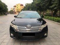 Bán Toyota Venza đời 2009, màu đen, nhập khẩu chính hãng giá 625 triệu tại Hà Nội