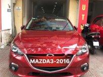 Bán xe cũ Mazda 3 đời 2016, màu đỏ giá 565 triệu tại Hà Nội