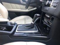 Cần bán xe Mercedes E250 đời 2009, màu đen, xe chính chủ cực đẹp giá 595 triệu tại Hà Nội