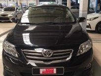 Cần bán gấp Toyota Corolla altis 1.8G 2009, màu đen, giá 470tr giá 470 triệu tại Tp.HCM