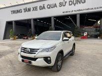 Cần bán lại xe Toyota Fortuner G đời 2017, màu trắng, xe nhập giá 980 triệu tại Tp.HCM