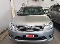 Bán Toyota Innova G sản xuất 2013, màu bạc giá 510 triệu tại Tp.HCM