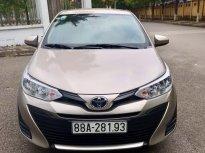 Bán ô tô Toyota Vios e đời 2019, màu vàng, 7 túi khí chạy 2800km giá 470 triệu tại Hà Nội