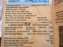 Bán Toyota Camry sản xuất năm 2003 giá Giá thỏa thuận tại An Giang