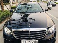 Bán Mercedes E200 năm 2017, màu đen, xe nhập giá 1 tỷ 600 tr tại Hà Nội