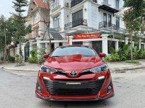Cần bán Toyota Vios năm sản xuất 2019, màu đỏ giá 579 triệu tại Hà Nội