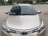 Cần bán xe Toyota Vios sản xuất năm 2016, màu vàng, giá tốt giá 456 triệu tại Hà Nội