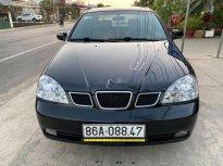 Xe Daewoo Lacetti sản xuất năm 2005, màu đen, xe nhập giá 139 triệu tại Đồng Nai