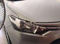 Bán Toyota Vios E 2017, màu bạc số sàn, giá 380tr giá 380 triệu tại Nghệ An