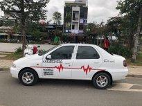 Bán xe Fiat Siena đời 2003, màu trắng, nhập khẩu nguyên chiếc giá 75 triệu tại Quảng Ngãi