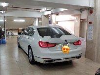 Bán BMW 7 Series sản xuất 2016, màu trắng, nhập khẩu   giá 2 tỷ 800 tr tại Tp.HCM