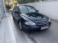 Bán Ford Mondeo đời 2004, màu đen, 165tr giá 165 triệu tại Tp.HCM