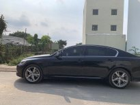 Cần bán lại xe Lexus GS 300 năm 2007, màu đen giá 580 triệu tại Tp.HCM